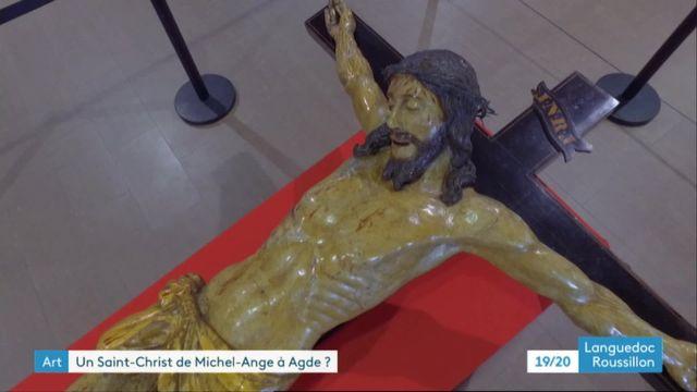 Le mystère du Christ d'Agde