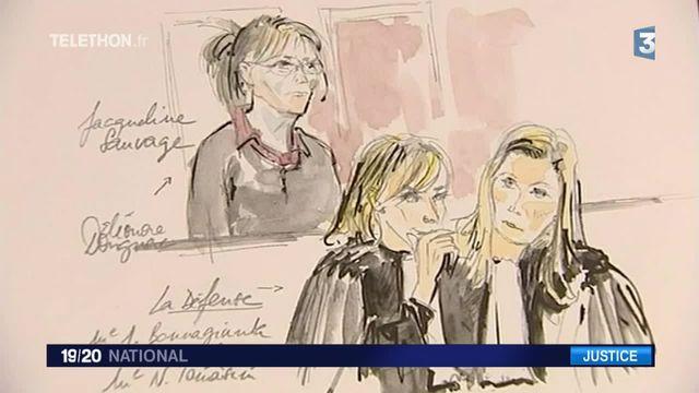 Jacqueline Sauvage, condamnée en appel à 10 ans de prison pour avoir tué son mari violent