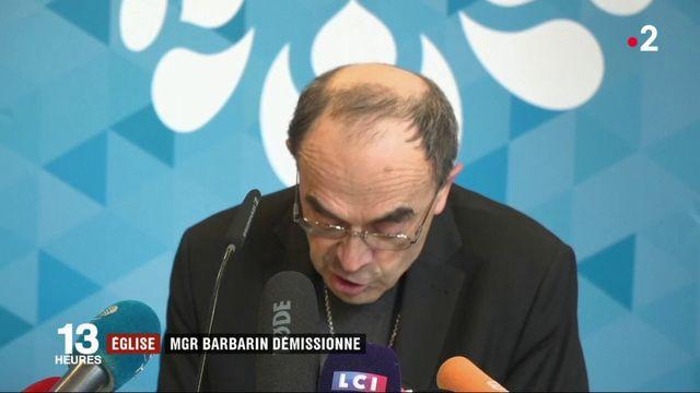 Pédophilie dans l'Église : les déclarations du cardinal Barbarin après sa condamnation
