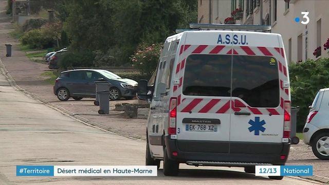 Haute-Marne : un désert médical qui inquiète