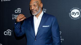 Mike Tyson devra attendre quelques semaines de plus avant de retrouver le ring après le report de son combat. (NOAM GALAI / GETTY IMAGES NORTH AMERICA)