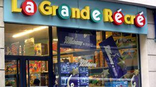 Une soixantaine de magasins La Grande Récré doivent fermer en France. (JEAN-PIERRE MULLER / AFP)
