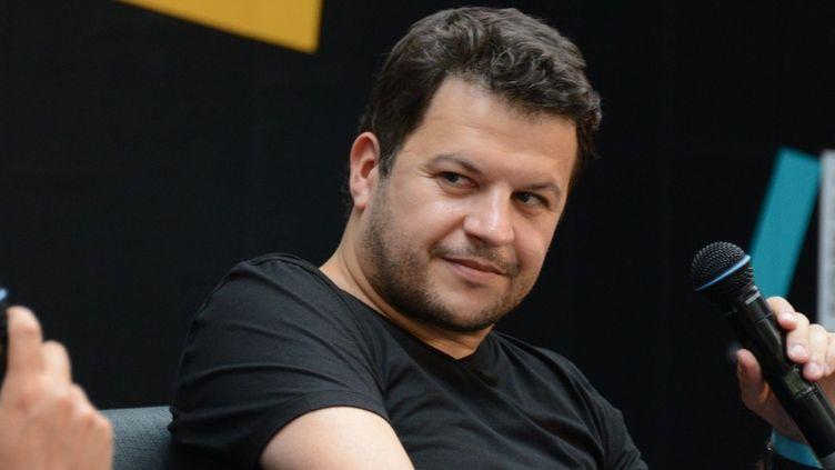 Guillaume Musso à Paris le 2 septembre 2016  (Laurent Benhamou / SIPA)