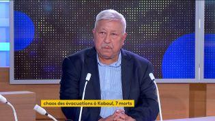 Karim Pakzad, chercheur à l'IRIS, invité de franceinfo (FRANCEINFO)