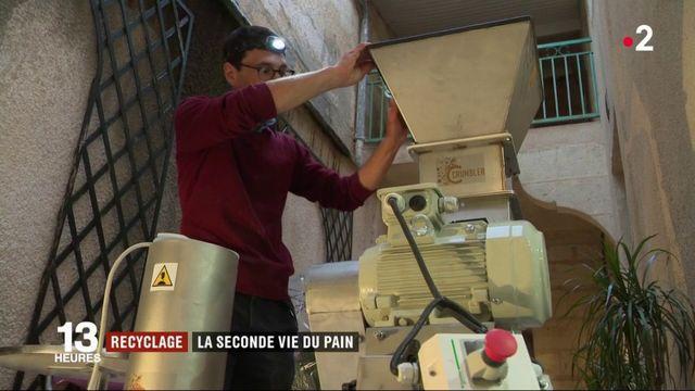 Bordeaux : il invente un moyen pour recycler le pain de la veille et en faire de la farine