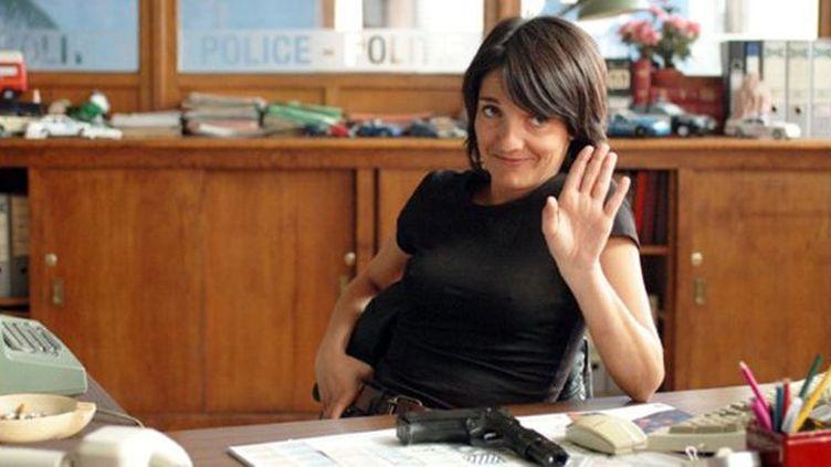 """Florence Foresti dans le film """"Dikkenek"""" (2006)  (AFP/Agence Photo 12)"""