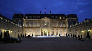 Photo d'illustration du Palais de l'Elysée à Paris, le 22 mai 2013. (PATRICK KOVARIK / AFP)