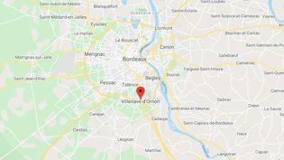 Villenave-d'Ornon (Gironde). (GOOGLE MAPS)