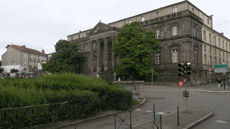 Le tribunal de Limoges (Haute-Vienne). (GOOGLE STREET VIEW)