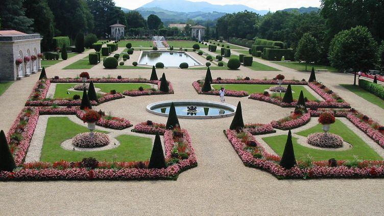 Les Jardins de la Villa Arnaga  (dr)