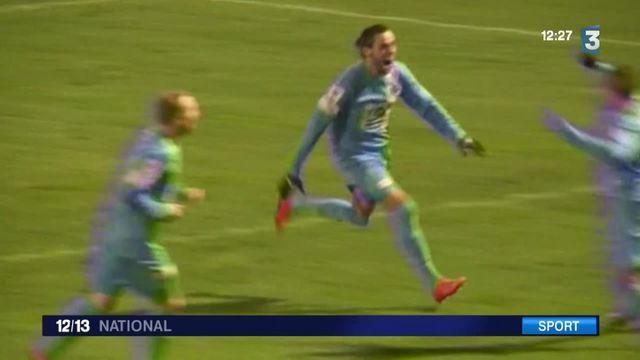 Football : Tressilac, un club amateur signe l'exploit face à Lille