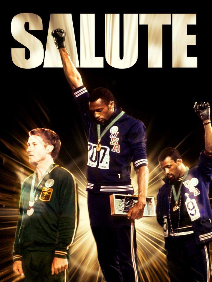 L'affiche du film Salute de Matt Norman, sorti en 2009. (Wingman Pictures)