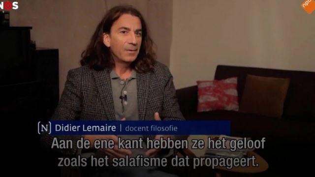 VRAI OU FAKE : le professeur de philosophie Didier Lemaire fait-il l'objet de menaces et d'une prote EltVideoWs-483425-602551b4be88d