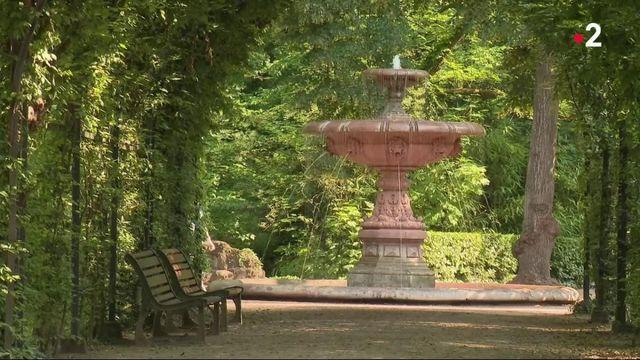 Strasbourg : à la découverte du parc de l'Orangerie