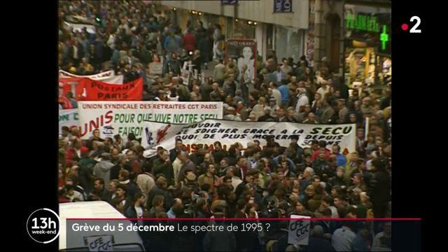 Grève du 5 décembre : le spectre de 1995