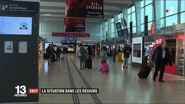 Grève SNCF : encore des ralentissements dans certaines villes