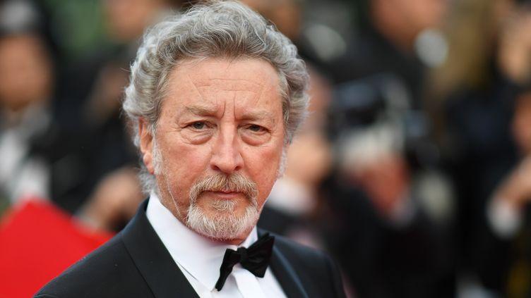Robert Guédiguian, à Cannes en 2018. (LOIC VENANCE / AFP)