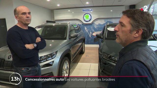 Malus auto : les concessionnaires bradent les voitures polluantes avant 2020