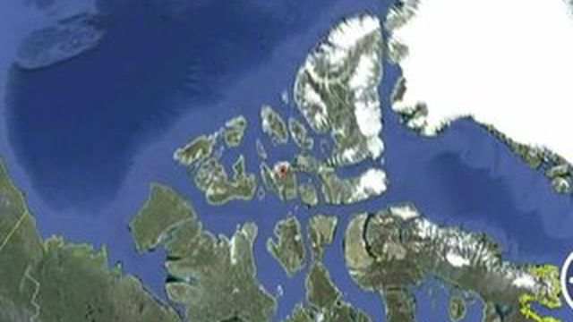 La Russie revendique un territoire près du Pôle Nord