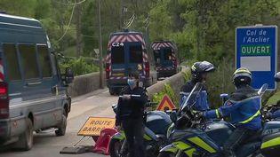 Double meurtre dans les Cévennes : l'inquiétante cavale du tireur présumé (France 3)