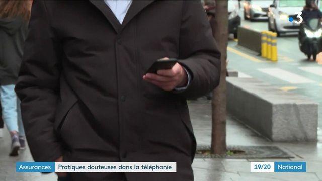Assurances : les pratiques douteuses de la téléphonie
