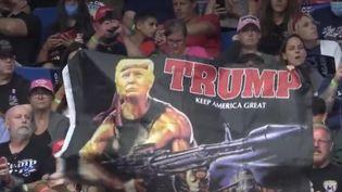 Présidentielle américaine : retour sur les moments marquants de la campagne (FRANCEINFO)