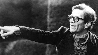 Le cinéaste Pier Paolo Pasolini, assassiné dans des conditions mystérieuses en 1975.  (Ginies/Sipa)