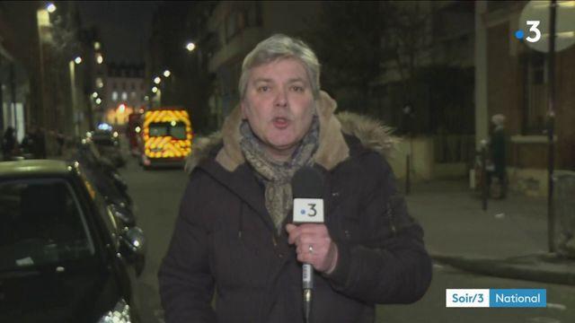Incendie meurtrier à Paris : une femme instable et alcoolique suspectée