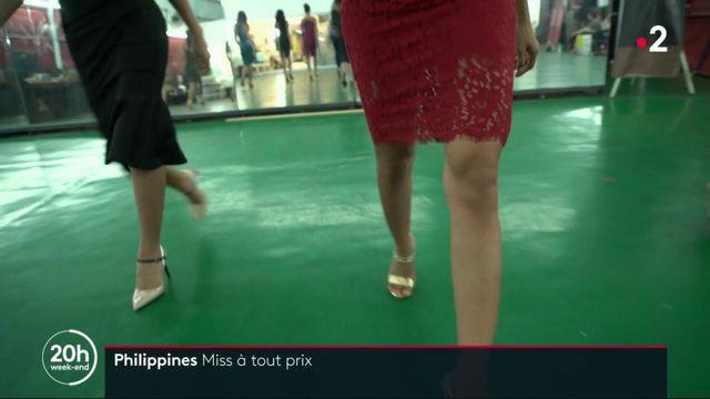 Philippines : devenir Miss, une échappatoire à la pauvreté