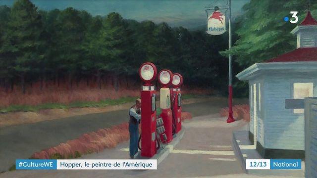 Culture : les œuvres du peintre américain Edward Hopper exposées en Suisse