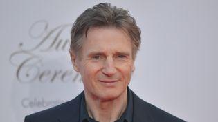 L'acteur britannique Liam Neeson à la cérémonie duIFTA 2016 Film & Drama Awards, à Dublin.  (Artur Widak / NurPhoto)