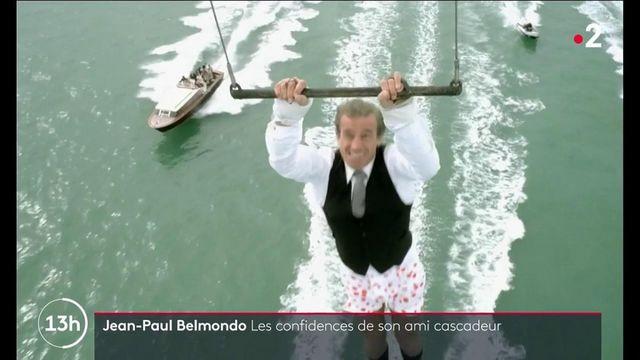 Mort de Jean-Paul Belmondo : Michel Berreur, son ami cascadeur, lui rend hommage