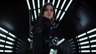 """Felicity Jones joue Jyn Erso dans """"Rogue One: A Star Wars Story"""".  (The Walt Disney Company France)"""