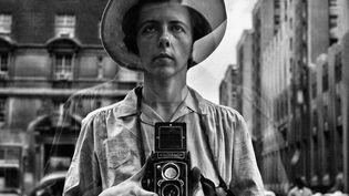 L'exposition de Rennes présentent les photos de rues et les autoprortraits de Vivian Maier  (NOTIMEX/FOTO/MUSEO ROMA IN TRASTEVERE/ACE/AFP)