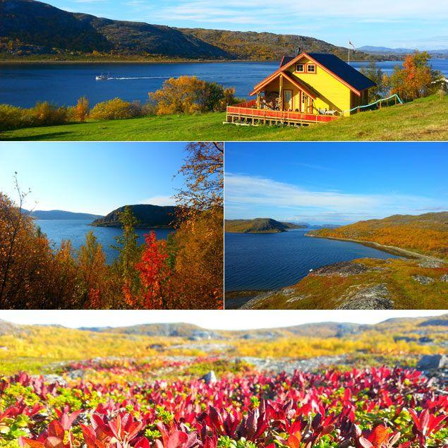 (Le magnifique de fjord de Sydvaranger  © Benjamin Illy / RF)