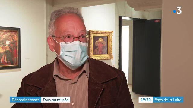 Réouverture Fontevraud et musée des Beaux-Arts d'Anger