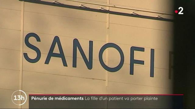 Pénurie de médicaments: la fille d'un patient veut attaquer le ministère de la Santé