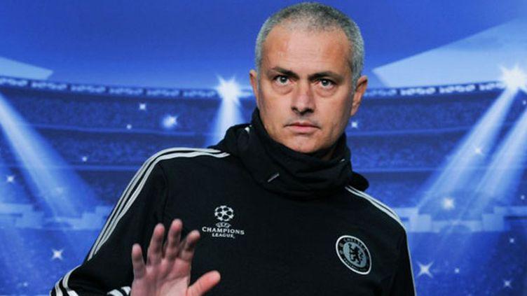 L'entraîneur de Chelsea, José Mourinho