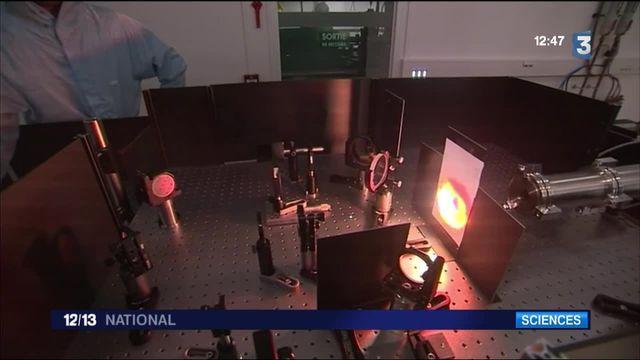 Sciences : le laser de l'extrême expérimenté à l'université de Paris-Saclay