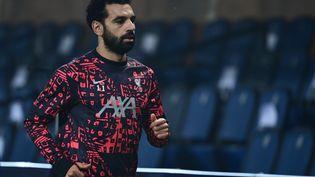 Mohamed Salah a été testé positif au coronavirus (MIGUEL MEDINA / AFP)
