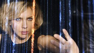 """Scarlett Johansson, dans """"Lucy"""" de Luc Besson  (EUROPACORP - TF1 FILMS PRODUCTION - GRIVE PRODUCTIONS)"""