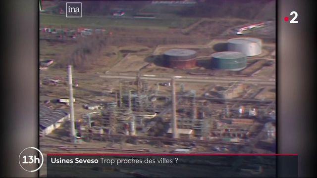 Usines Seveso : ces sites sensibles sont-ils trop proches des villes ?
