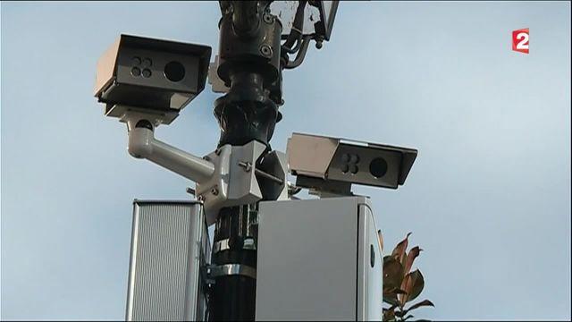 Routes : un nouveau radar au stop