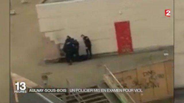 Aulnay-sous-Bois : un policier mis en examen pour viol