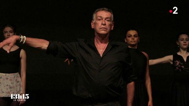"""VIDEO. """"J'ai envie de faire briller son étoile encore et toujours"""" : la compagne de Patrick Dupond avec qui elle a ouvert une école de danse à Bordeaux"""