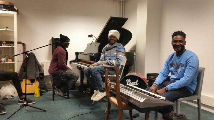 L'Atelier propose15 ateliers et studios pour les musiciens. (CHRISTIAN CHESNOT/RADIOFRANCE)