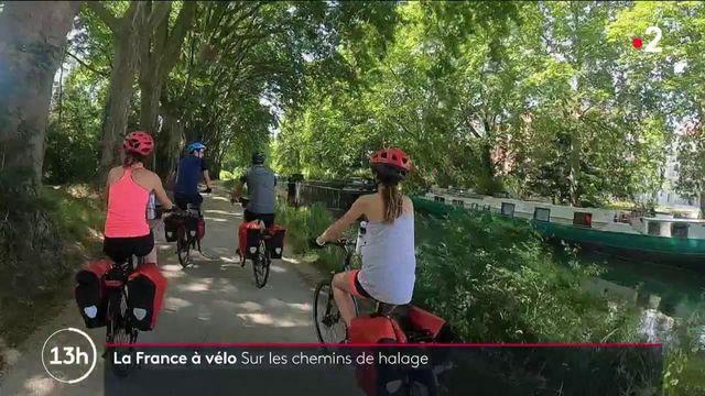 La France à vélo : pédaler le long du canal du Midi