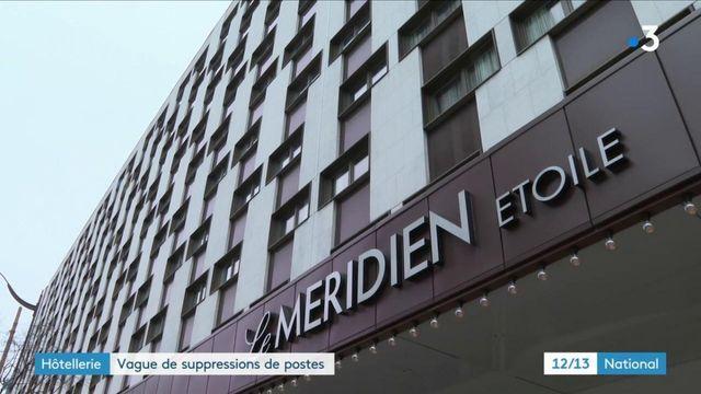 Hôtellerie : le secteur est contraint de procéder à des licenciements
