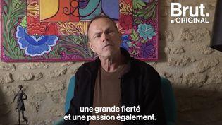 VIDEO. Architecte et non-voyant, il raconte comment sa vie a changé après avoir perdu la vue (BRUT)