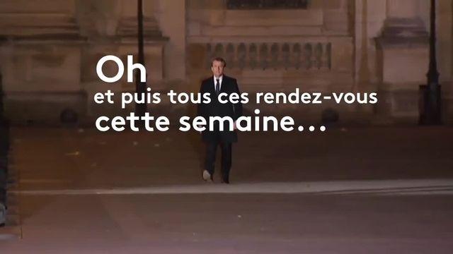 Dans la tete d'Emmanuel Macron